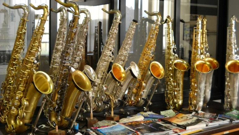 Il saxofono: young superstar